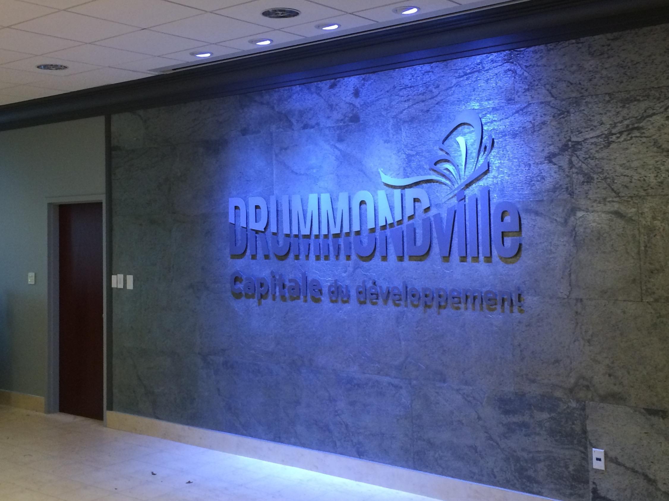 Salle du conseil Ville de Drummondville